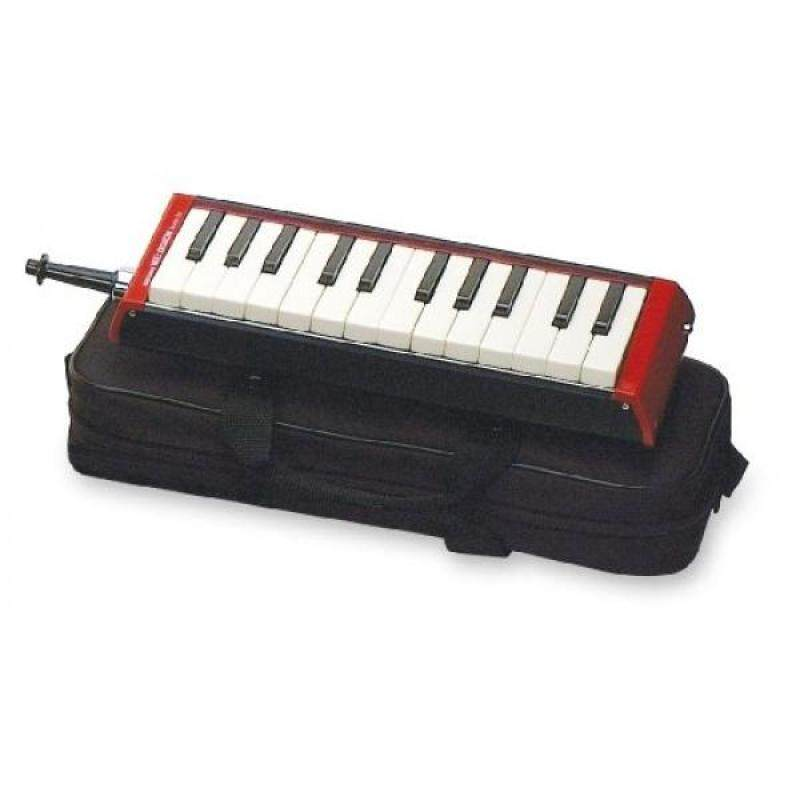 Suzuki Musical Instrument Corporation B-24 Bass Melodion with Case - Mouthpiece Malaysia