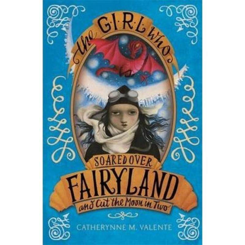 The Girl Who Soared Over Fairyland and Cut the Moon in Two (HB) 9781472110213 Malaysia