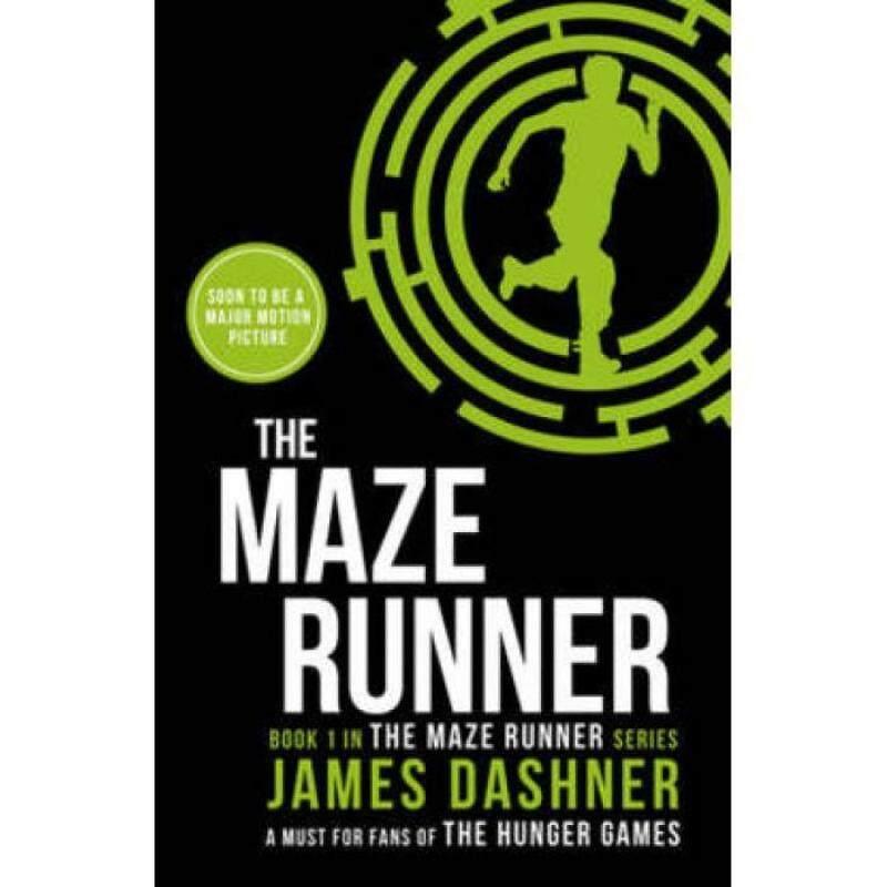 The Maze Runner (Book 1) 9781909489400 Malaysia