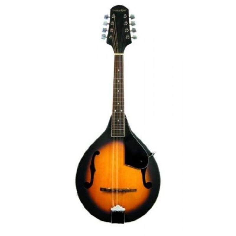 Trinity River AM1AS Drifter Series A-Style Mandolin with Spruce Top Malaysia