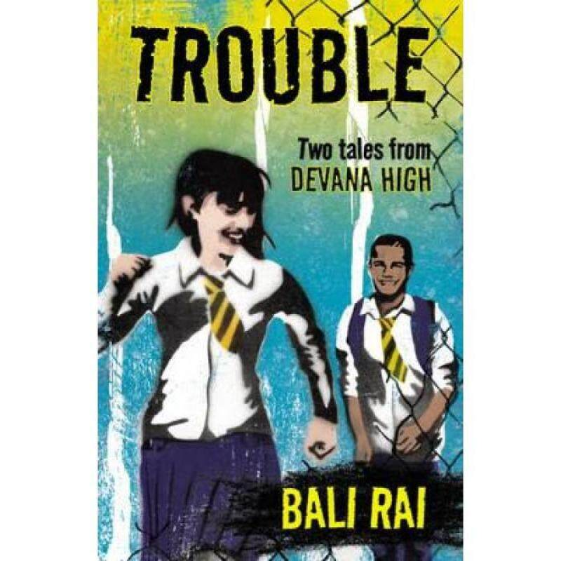 Trouble: Two Tales From Devana High 9781848531208 Malaysia
