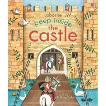 Harga Usborne Peep Inside the Castle
