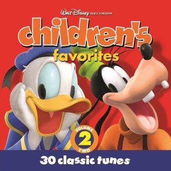 Harga VARIOUS ARTISTS: CHILDREN'S FAVORITES VOL 2