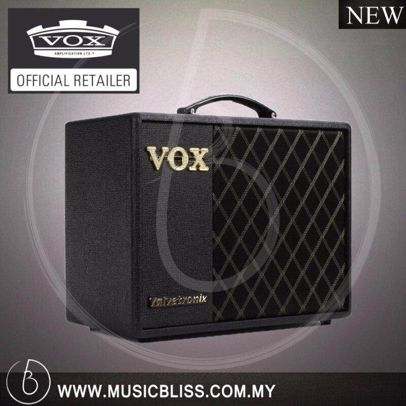 Vox Valvetronix VT20X Guitar Amplifier (VT-20X) Malaysia