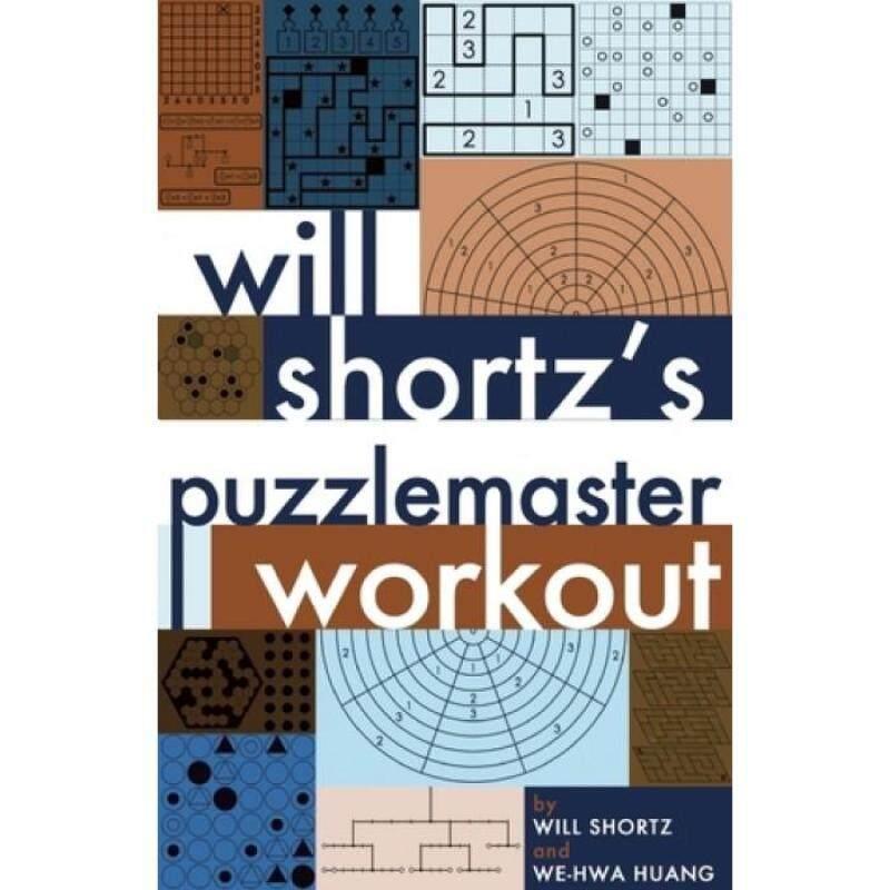 Will Shortzs Puzzlemaster Workout 9781934734520 Malaysia