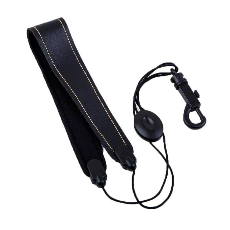 Womdee Soft Padded Saxophone Neck Strap with Adjustable Swivel Snap (Black) Malaysia