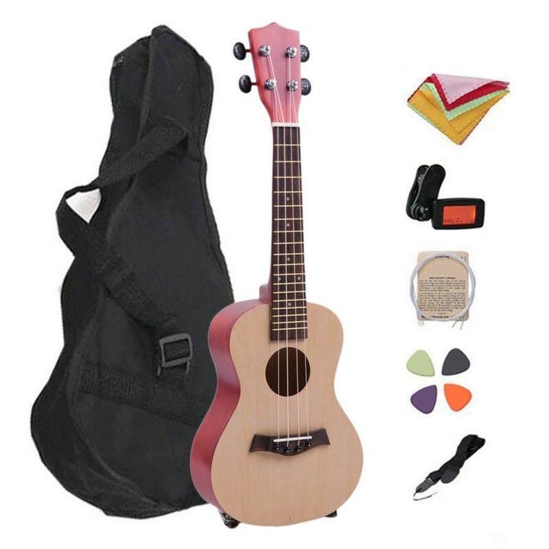 WOND 23 inch Ukulele Set Musical Instrument Learner Beginner Student Teaching Tools wooden Malaysia