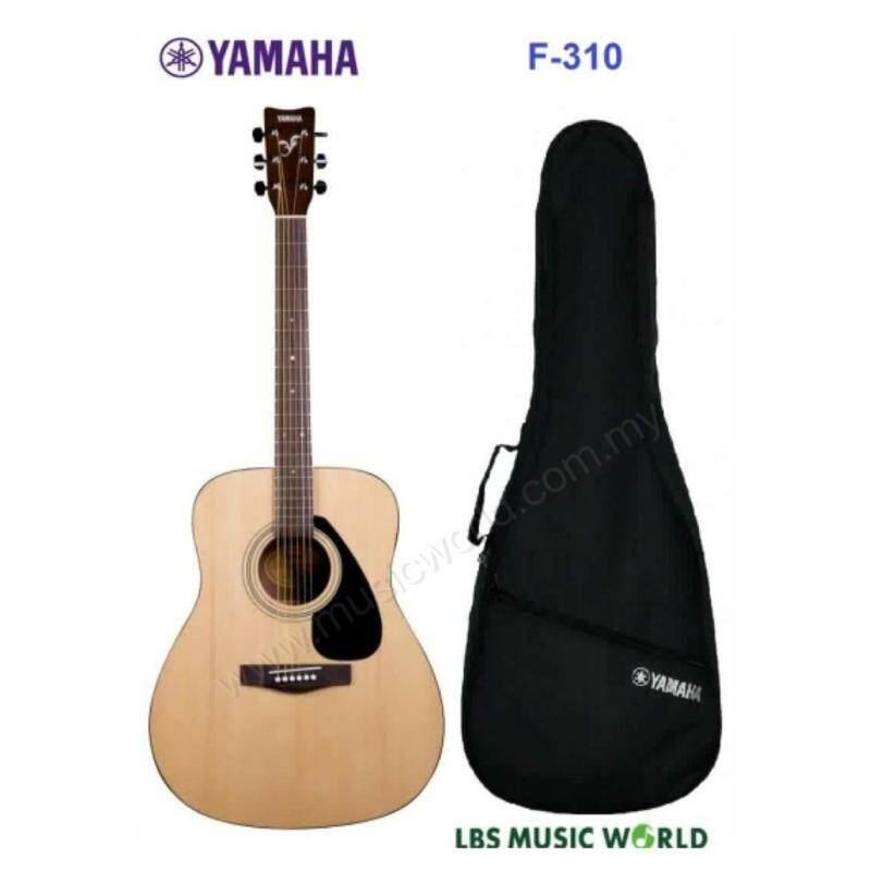 Yamaha F310 Acoustic Guitar with bag Malaysia