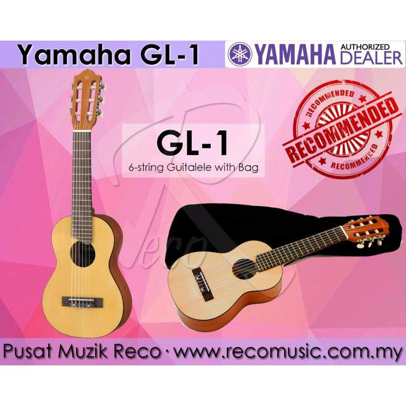 Yamaha GL-1 6 String Nylon Guitalele with Gig Bag (GL1) Malaysia