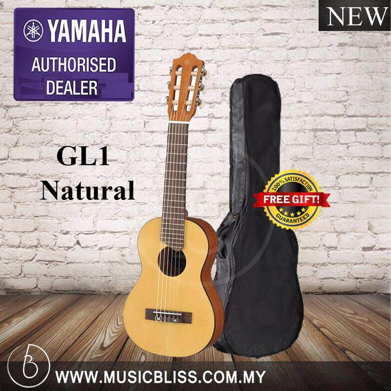 Yamaha GL1 Nylon Guitalele with Gig Bag (GL-1) Malaysia