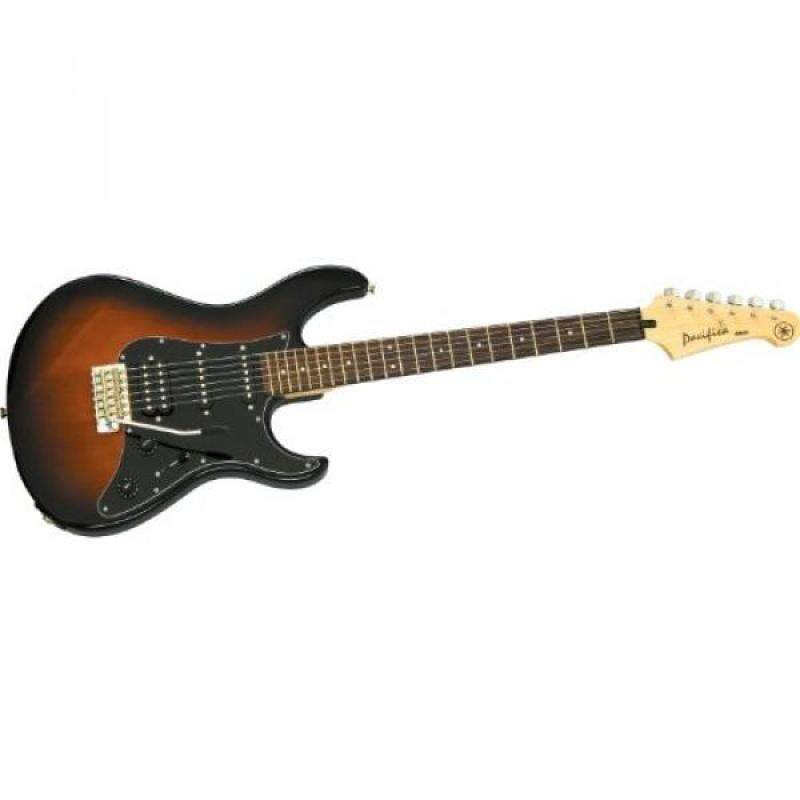 Yamaha Pacifica Series PAC012DLX Electric Guitar; Old Violin Sunburst Malaysia
