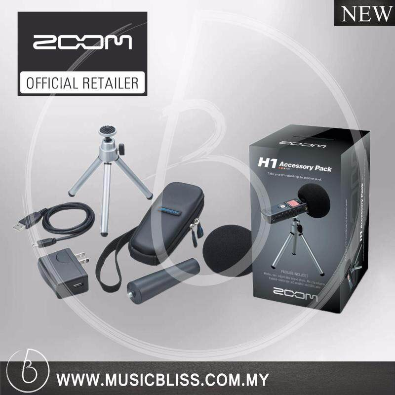 Zoom APH-1 Accessory Pack for H1 Recorder (APH1) Malaysia