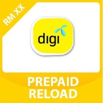 Digi RM 15 Direct-to-Phone Reload (Mobile Top Up)