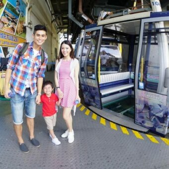 Harga Hong Kong Ngong Ping 360-2Ways Standard Cable Car (Adult)