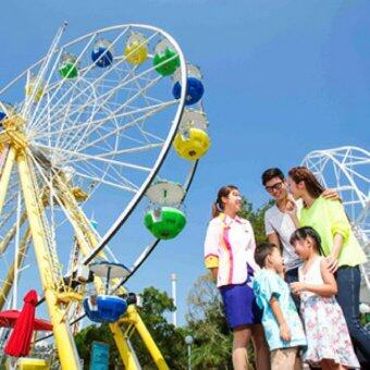 Hong Kong Ocean Park 1 Day Pass (Child)