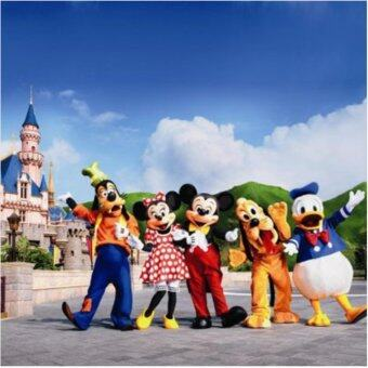 Harga Hong Kong Disneyland 1 Day Pass + Meal Voucher (Adult)