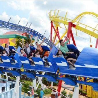 Harga Hong Kong Ocean Park 1 Day Pass for Buddy Travel (4ToGo-Adult & Child)