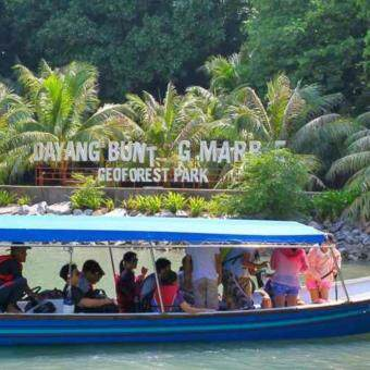 Langkawi: Island Hopping with Sharing Boat 2.00PM