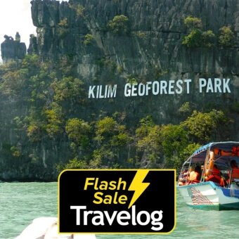 Harga Langkawi: Mangrove Tour with Private Boat (3 Hour -10.00AM)