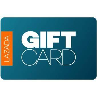 Lazada Gift Card - RM 50