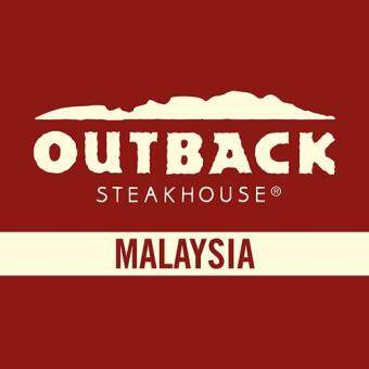 Outback Steakhouse (Bukit Bintang) RM50 Cash Voucher for Burgers,Steaks, Ribs, & More