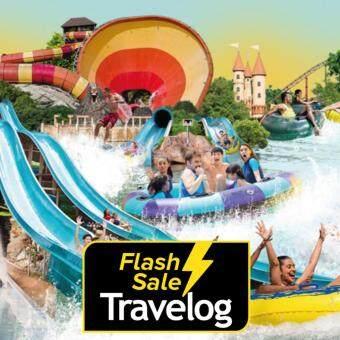 Selangor: Sunway Lagoon Theme Park Ticket (Malaysian - Child)
