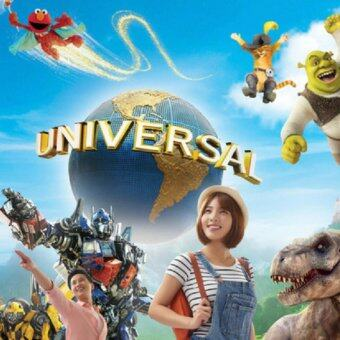 Harga Universal Studios Singapore 1 Day Pass (Child)