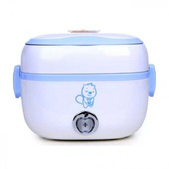 Harga 1.2L Electric Lunch Box (Blue Or Pink)