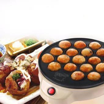 Alpha Living Takoyaki Maker Pancake Maker - 18 delicious pancakes