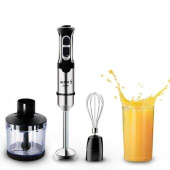 Alpha S Multi Functional 8 Speed Hand Blender Food Processor and Mixer With Speed Control(KEA0084)