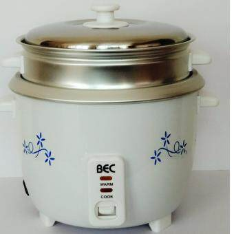 Harga BEC 2.5L Conventional Rice Cooker