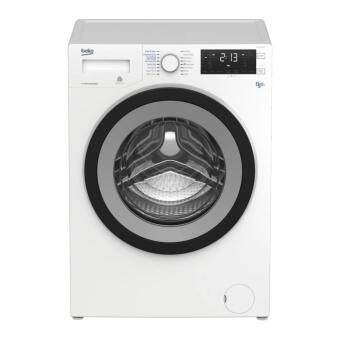 Harga Beko WDX8543130W Washer Dryer 8kg Wash/ 5kg Dryer (White)