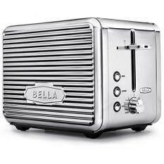 Bella Linea Lice Toaster Silver Image