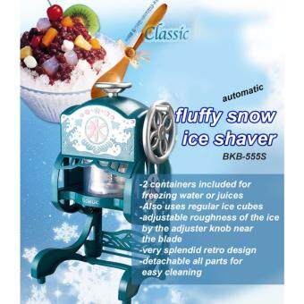 Bokuk Korea BKB-555S Classic Snow Cone ice Shaved Grinder Machine - 2