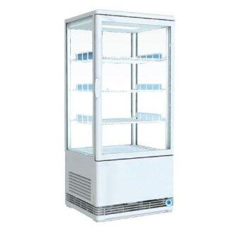 Harga Cool Plus 4 Side Glass Chiller 78L