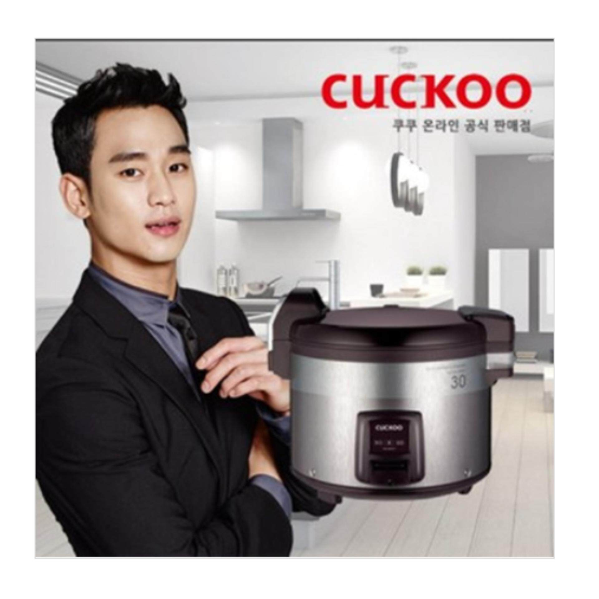 cuckoo rice cooker cr3031v 30cup electric warmer cr3031v lazada malaysia