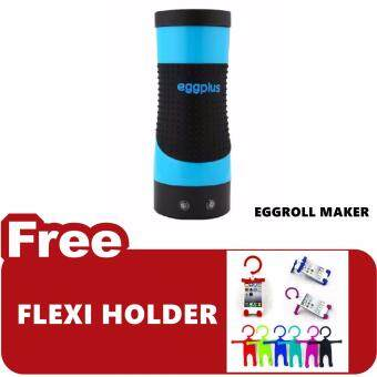 Harga EGG MAKER BLUE + FREE FLEXI HOLDER