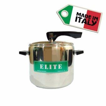 Elite Pressure Cooker (High Quality) 7 Litre [Made In Italy]