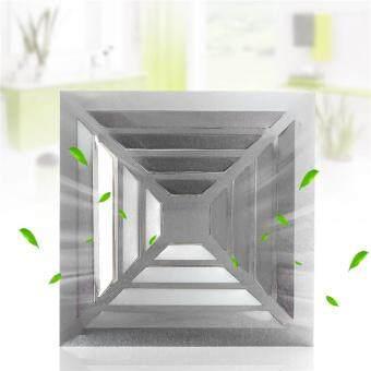 Harga Entilation Extractor Exhaust Fan Blower Window Wall KitchenBathroom  Toilet