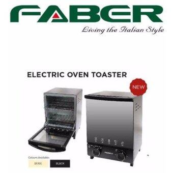 Harga Faber Electric Oven Toaster FEO CUISINE 12BK