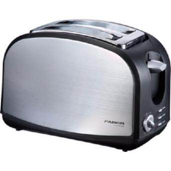 Faber Stainless Steel Bread Toaster 2-Slice Stainless Steel
