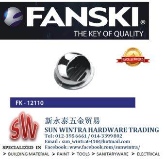 "FANSKI FK12110 6"" (150MM) STAINLESS STEEL DUCTING CAP"