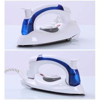 Folding Steam Iron Mini Travel Irons Steam Clothes Steamer Portable Steam Iron for Ironing Clothes Iron Steam Generator 700W 220V