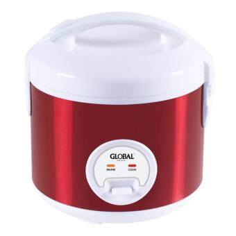 Harga Global Jar Rice Cooker GRC-10 RED