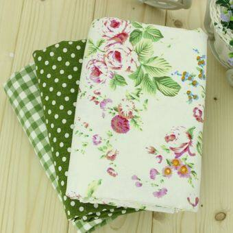Green sofa tablecloth cushion home curtain