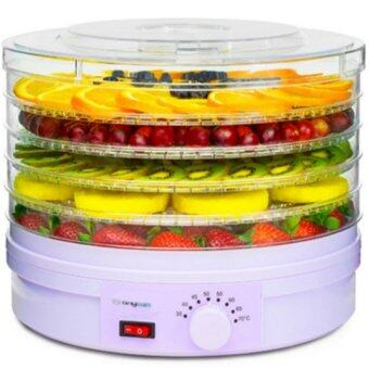 Healthy Food Dehydrator with Five Drying Racks for Fruit,Vegetables and Meat
