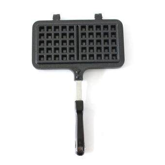 Homemade double sided waffle mold/maker DIY Pan