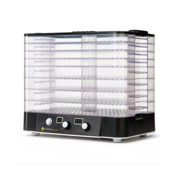 Harga LEQUIP Food Dehydrator LD-918TH 220V Transparent 8 Levels Food Dehydrator for Home made Dry Food