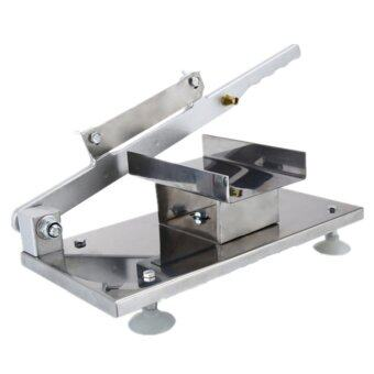 Harga Stainless Steel Manual Meat Slice