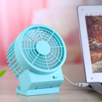 Harga 5 Inch USB Fan Air Conditioning Mini USB Fans for Computer Laptop Mini Fan USB Air Conditioner